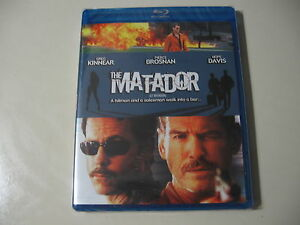 The-Matador-Blu-ray-Disc-Canadian-2010-Brand-New-and-Sealed