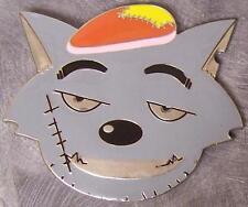 Metal Belt Buckle cartoon children Rakish Wolf NEW