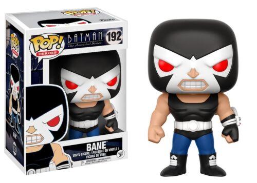 Vinyl DC Batman Animated Series Bane Figure Model Collectable No 192 Funko Pop