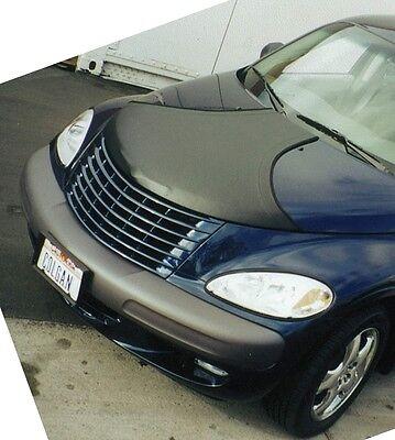 Vinyl, Black Covercraft LeBra Custom Fit Front End Cover for Chrysler PT Cruiser