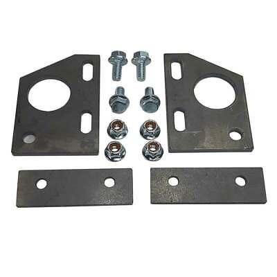 Pair Adjustable Jackshaft Plates OMBAJSP