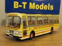 B-t Base Toys Smiths Happiways Spencers Duple Ford Coach Bus Model B017 1:76 Bt
