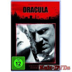 Dracula-DVD-Bela-Lugosi-Helen-Chandler-David-Manners-Neu-OVP