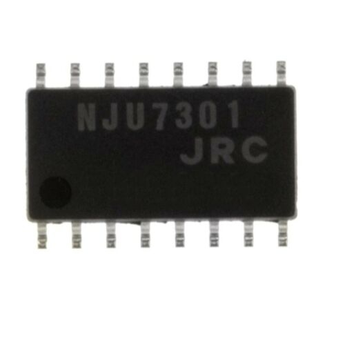 JRC NJU7304D DIP-16 8-CHANNEL MULTIPLEXER WITH SAMPLE AND