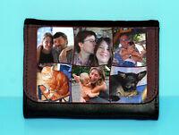 Portefeuille Personnalisé Avec 6 Photos (taille Médium)