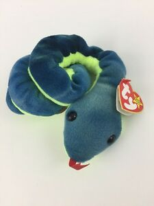 Image is loading Original-Retired-Hissy-Beanie-Baby-April-4-1997- 05786128ffe