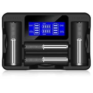 Universal-LCD-inteligente-4-ranuras-USB-Cargador-De-Bateria-Para-18650-Li-ion-Ni-MH-AAA-AA-CD