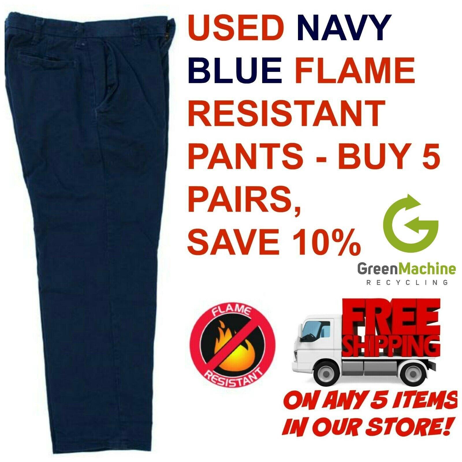Work Pants Cintas G/&K RedKap Unfirst