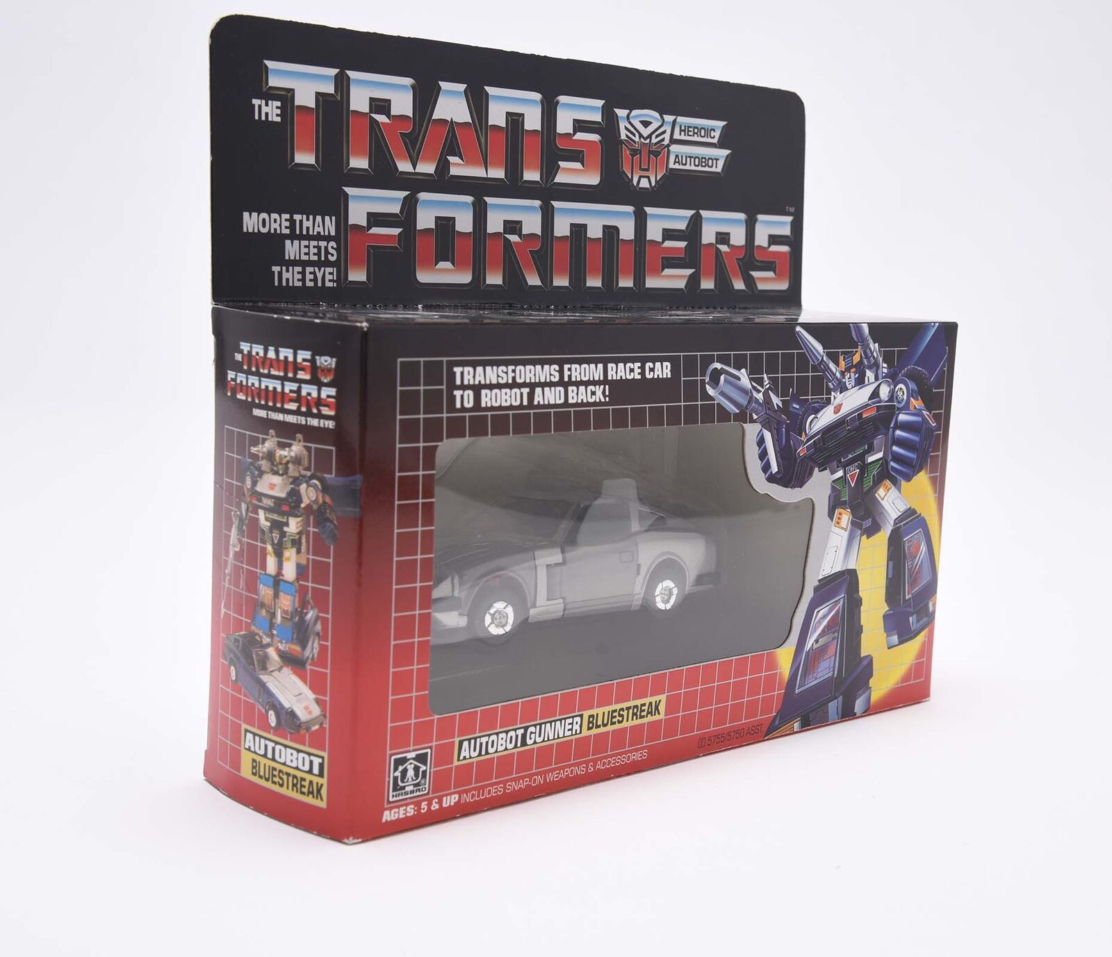 Transformers G1 blueESTREAK Reissue Action Figure Chrismas Gift NEW