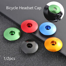 Headset Caps Mountain Bike Accessories Headsets Stem Parts Top Cap Cover