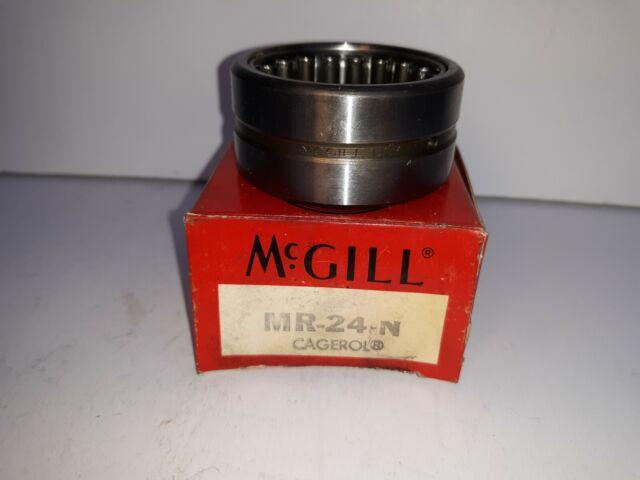 "MCGILL MR24-N CAGEROL BEARING 1-1//2/"" X 2-1//16/' X 1/"""