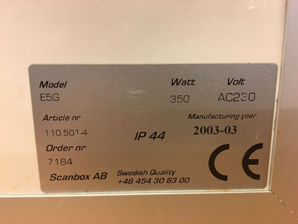 ScanBox, ThermoBox, VarmeBox