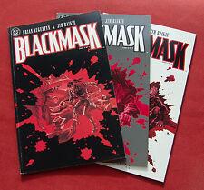 Blackmask - Issues 1 2 3 Complete Mini - Brian Augustyn, Jim Baikie - DC Comics