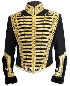 Uniform Pelissejack tuniek Militaire Officiers Napoleontische Huzaren rdoeCxB
