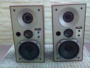 technics sb x30 linear phase speakers vintage audiophile ebay