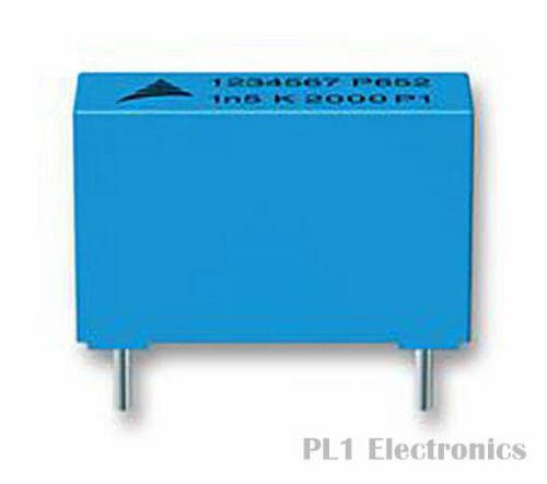 0.01 µf ± 5/% EPCOS B32652A1103J000 film condensateur po pp B32652 Series