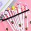 10Pcs//Set Gel Pen Unicorn Pen Stationery Kawaii School Supplies Gel Ink Pen