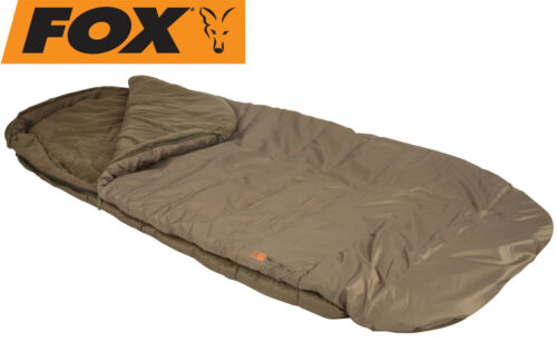 Fox Ven-Tec Ripstop 5 season XL sleeping bag Angelschlafsack Schlafsack