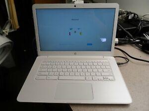 HP-CHROMEBOOK-14-ca021nr-Intel-Celeron-N3350-16GB-4GB-1-10GHz-White-AS-IS-40