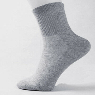 5 Pairs Men's Warm Socks/Winter Thermal Casual Soft Cotton Sport Sock