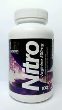 K2 NITRO L ARGININE X100 NITRIC OXIDE AWESOME PUMP HARD GAINS  BUY 2 GET 1 FREE✴