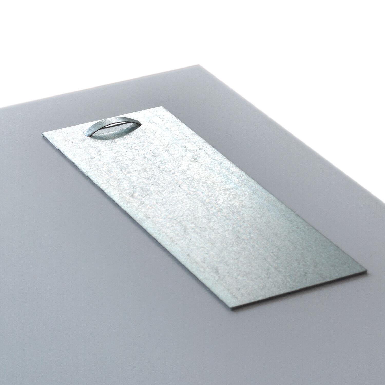 Murales de pantalla de impresión vidrio de la impresión de sobre el vidrio decorativo de 125 x 50 otros Verden Grid d23f8e