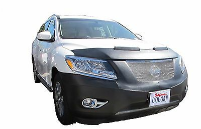 Fits Infiniti QX4 SUV 1997-2000 With Front Tag Colgan Front End Mask Bra 2pc