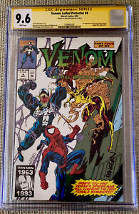 VENOM-LETHAL-PROTECTOR-4-CGC-9-6-SS-SIGNED-PANOSIAN-1st-APPEARANCE-OF-SCREAM-NM