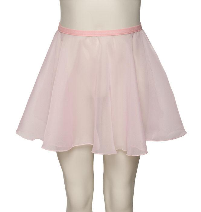 Girls Ladies Dance Ballet Pull On Skirt All Colours By Katz Dancewear KDGS02