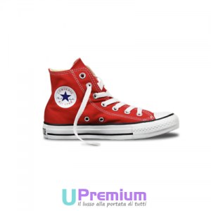 converse all star rosse donna