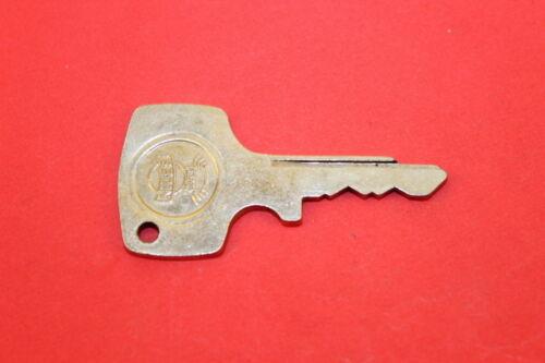 Vintage Antique Honda OEM Factory Pre Cut Motorcycle Key # NA6260