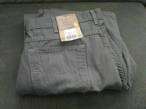 Jean ample Pantalon Dungaree d Carpenter Carhartt ou 0gq4awf