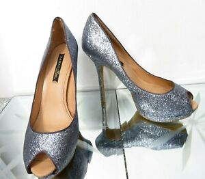 Zara Basic Collection silver glitter