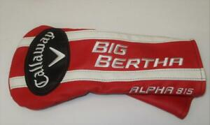 Brand-New-Callaway-Big-Bertha-Alpha-815-Driver-headcover