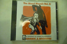 """BARNIE'S GROOVES""""THE MOOD MOSAIC VOL.2- CD Partners ITALY 1997"""" OST/RARE"""