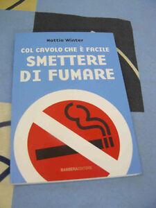 Alternative allo smettere di fumare