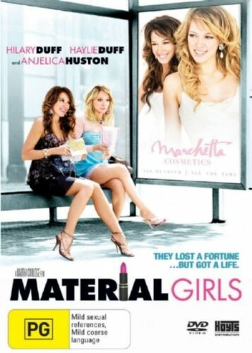 1 of 1 - Material Girls (DVD, 2007) R4 PAL NEW FREE POST