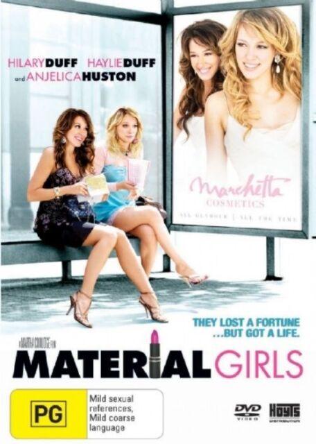 Material Girls (DVD, 2007)