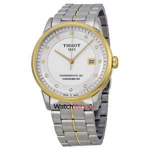 Tissot-Luxury-Automatic-Diamond-Stainless-Steel-Mens-Watch-T0864082203600