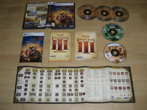AGE-OF-EMPIRES-III-Complete-Collection-Pc-AOE-3-Asian-Dynasties-amp-WarChiefs