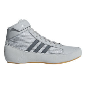 98a01afb45f4f Details about Adidas HVC 2 Youth Wrestling Shoes AC7503 - Gray (NEW) Lists  @ $59