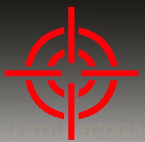 Croix Autocollant TRAGET Gamer Sticker Gamer PC Call of 710