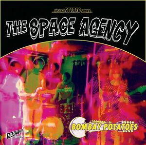 The-Space-Agency-Bombay-Potatoes-7-034-Inch-Psychedelic-Sitar-Fuzz-Vinyl-Single