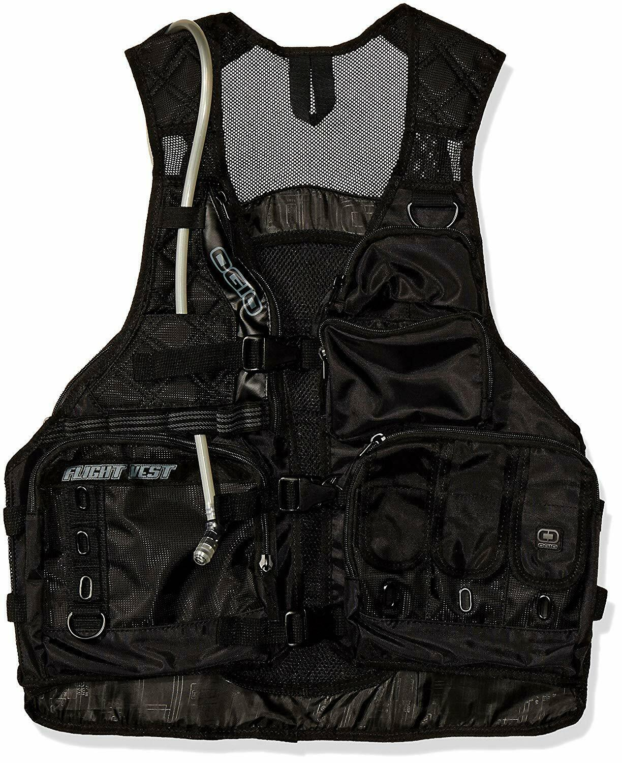 OGIO VEST Ogio Flight Vest Stealth 2019 model with Hydration Pouch