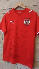 Austria Österreich  football shirt  trikot  Puma size S EURO 2008