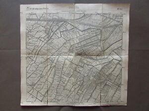 Carta-Italia-IGM-Selva-Molinella-Budrio-Fiorentina-Geografia-Cartiglio-1911