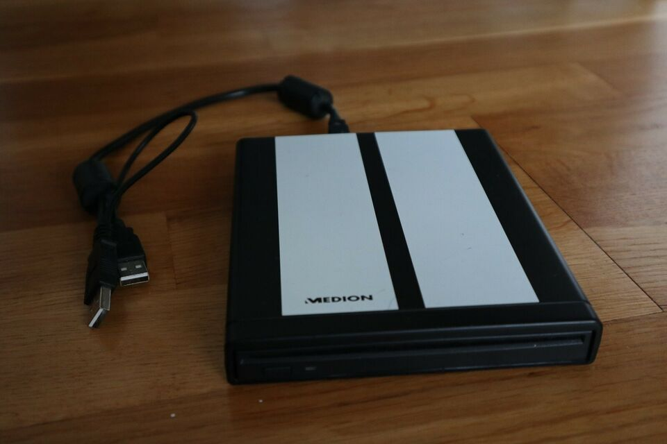 CD/DVD drev, ekstern, Medion SD-100U2