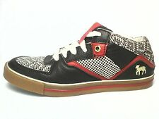 L.A.M.B. LAMB CAZA Womens shoes sneakers oxfords brown red US 8 UK 6 EU 39.5 WOW