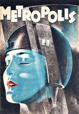 Art Ad   METROPOLIS FRITZ LANG Film   Poster Print