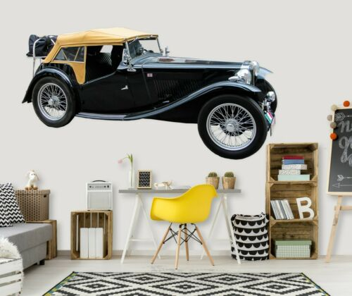 Details about  /3D Traffic I175 Car Wallpaper Mural Poster Transport Wall Stickers Angelia